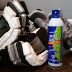 Hockey Bag with Concrobium Mold Control